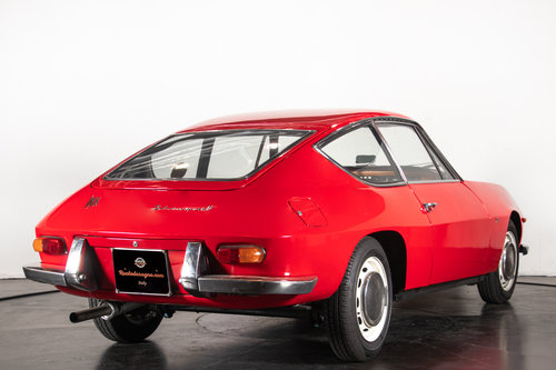 1968 LANCIA FULVIA SPORT ZAGATO 1.3 For Sale (picture 2 of 6)