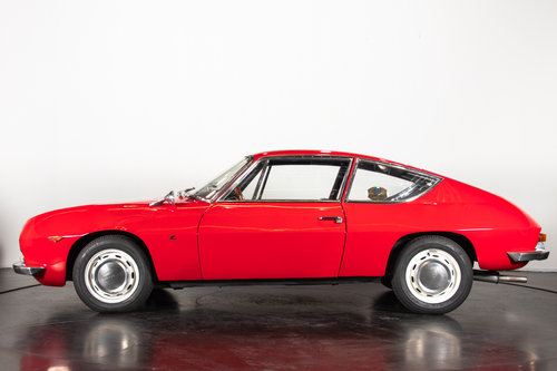 1968 LANCIA FULVIA SPORT ZAGATO 1.3 For Sale (picture 3 of 6)