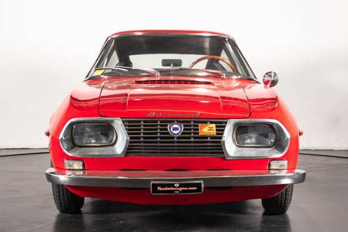 1968 LANCIA FULVIA SPORT ZAGATO 1.3 For Sale (picture 4 of 6)
