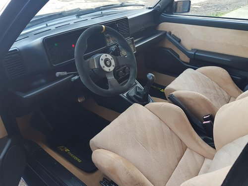 1996 Lancia Delta Integrale EvoII Pearl Blue For Sale (picture 3 of 6)