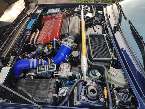 1996 Lancia Delta Integrale EvoII Pearl Blue For Sale (picture 5 of 6)