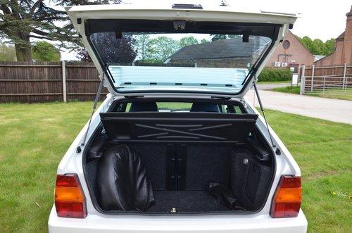 1994 Lancia Delta Integrale EvoII Bianco Perlato For Sale (picture 5 of 6)