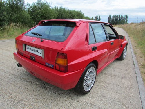1993 Lancia Delta Integrale EvoII For Sale (picture 4 of 6)