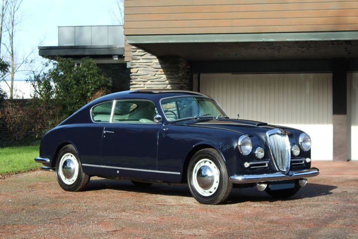 Lancia Aurelia B20 RHD - ex Salon de Paris - 1954 For Sale (picture 1 of 6)