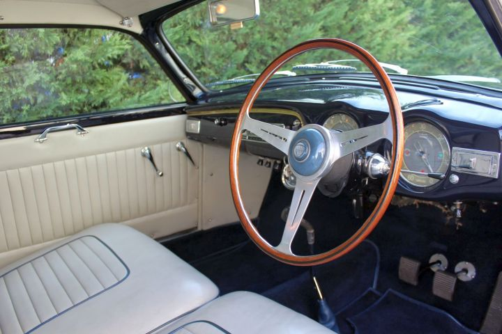 Lancia Aurelia B20 RHD - ex Salon de Paris - 1954 For Sale (picture 3 of 6)