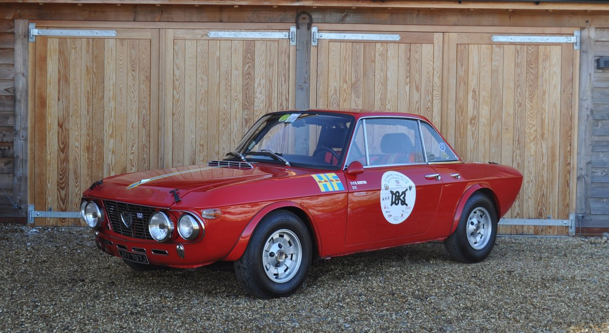 1969 Lanica Fulvia Fanalone. £120,000 rebuild For Sale (picture 1 of 5)