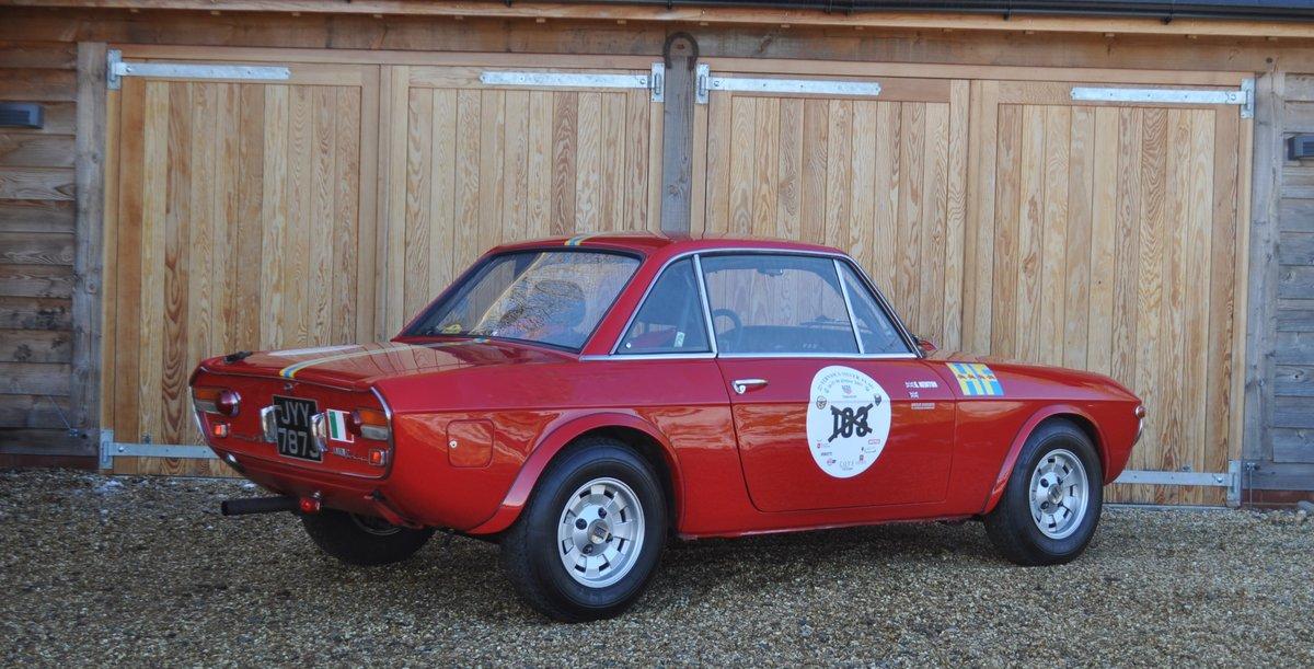 1969 Lanica Fulvia Fanalone. £120,000 rebuild For Sale (picture 2 of 5)