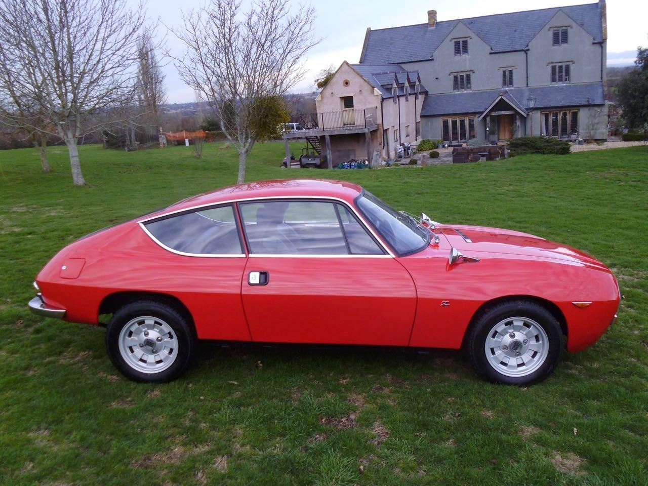 1972 Lancia Fulvia 1.6 HF Zagato Sport right hand drive SOLD (picture 2 of 6)