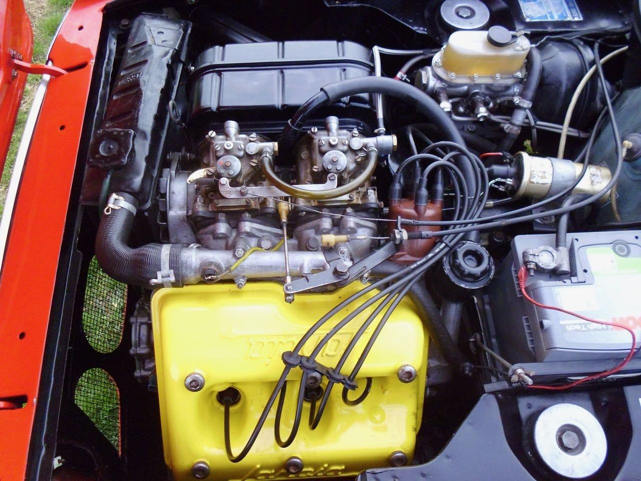 1972 Lancia Fulvia 1.6 HF Zagato Sport right hand drive SOLD (picture 4 of 6)