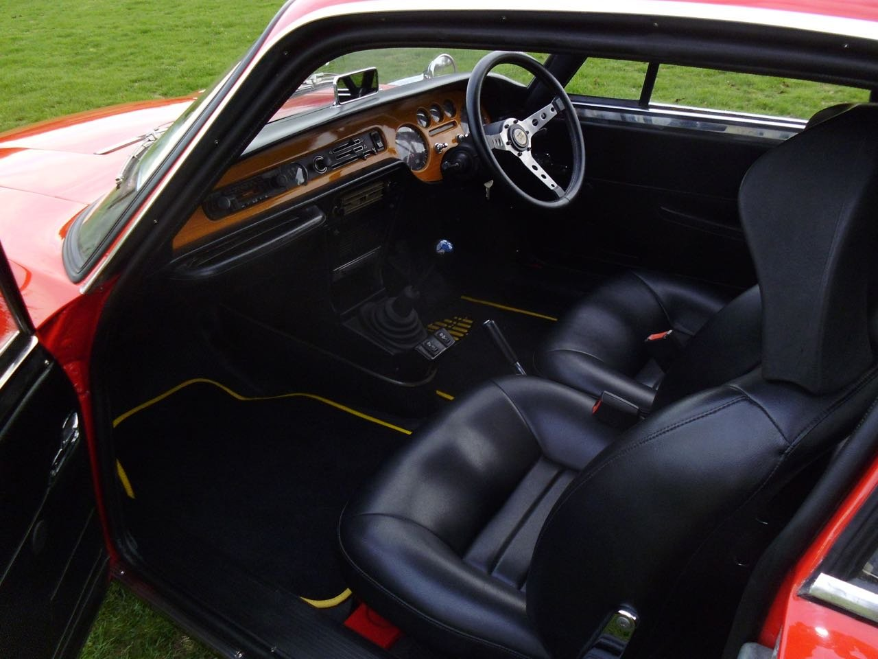 1972 Lancia Fulvia 1.6 HF Zagato Sport right hand drive SOLD (picture 5 of 6)