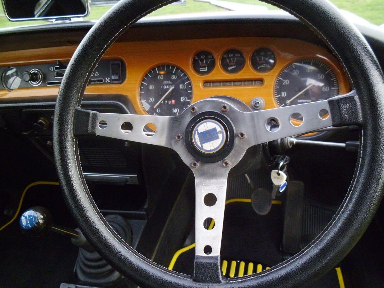 1972 Lancia Fulvia 1.6 HF Zagato Sport right hand drive SOLD (picture 6 of 6)