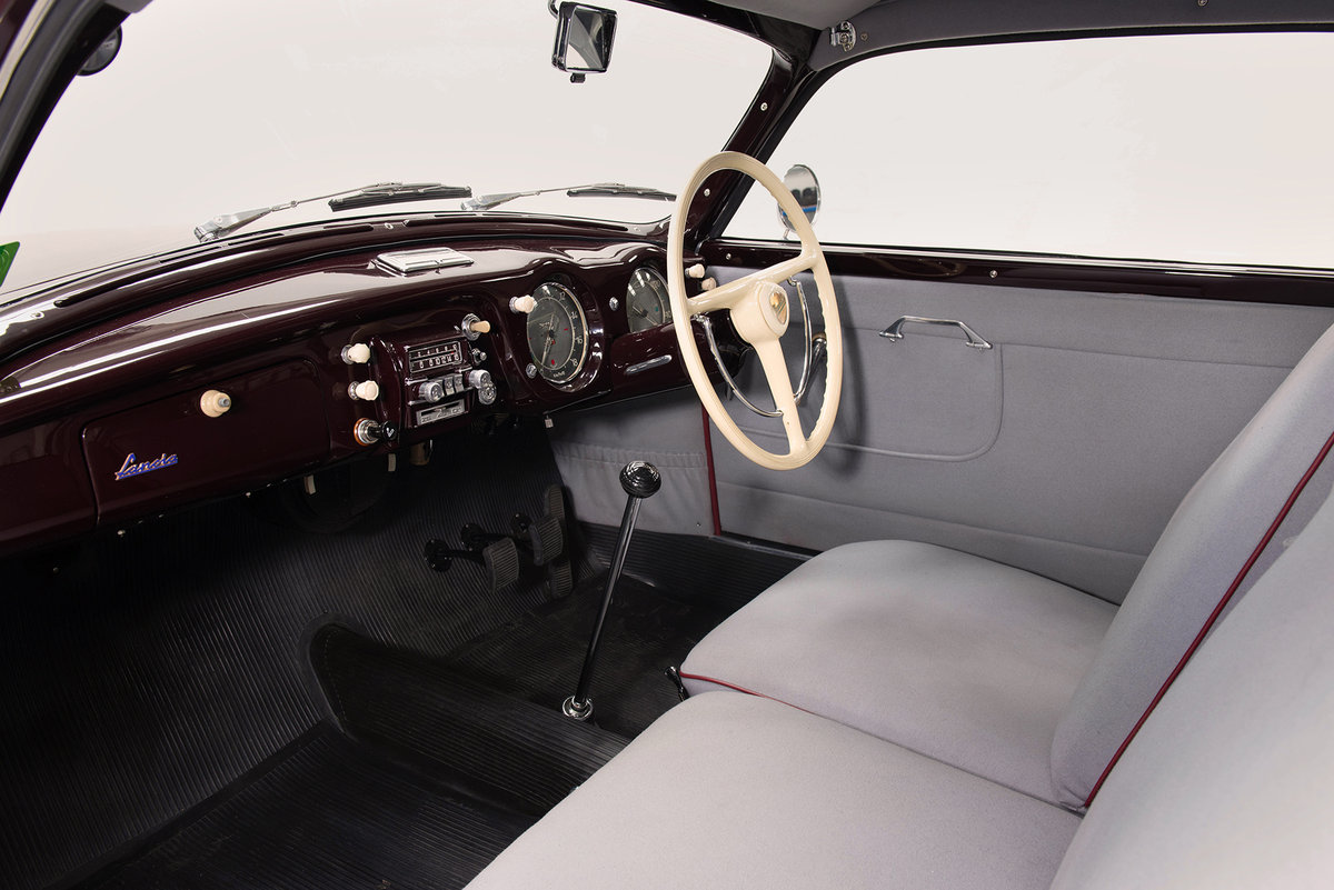 1953 Lancia Aurelia B20GT Series 3 For Sale (picture 5 of 6)