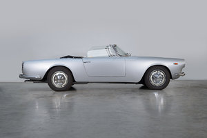 1960 Lancia Flaminia GT Convertible by Touring For Sale
