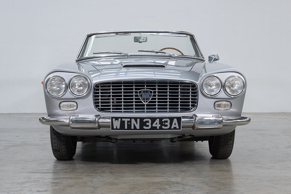 1960 Lancia Flaminia GT Convertible by Touring SOLD (picture 3 of 5)