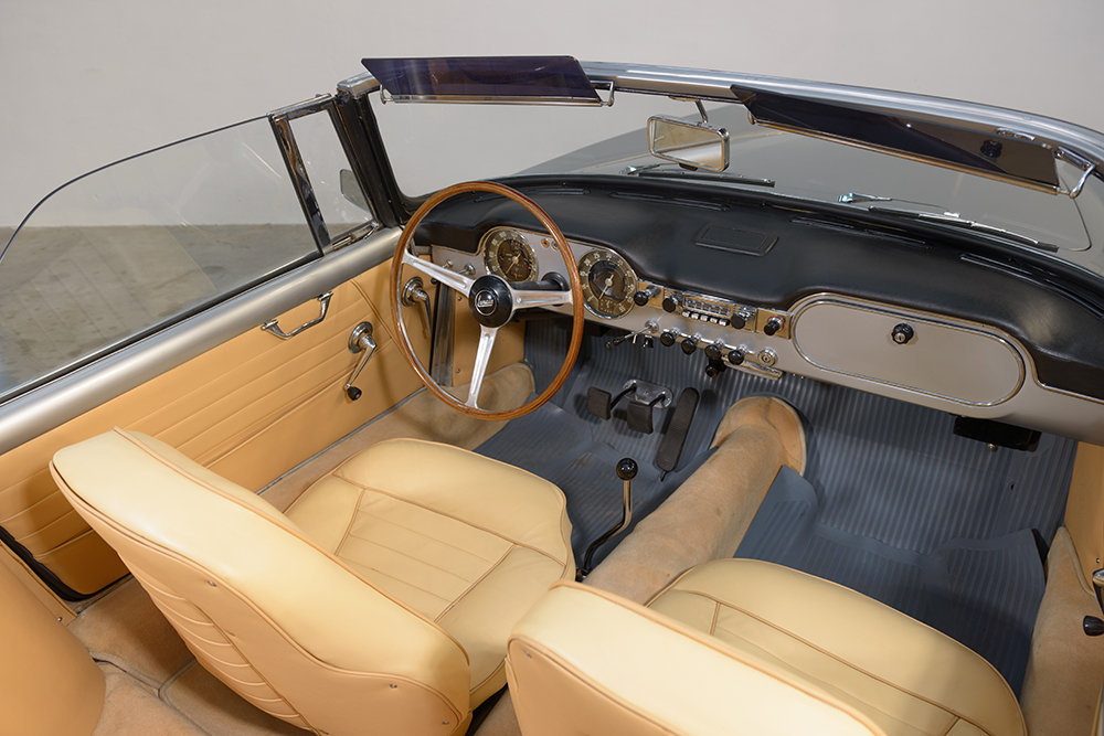 1960 Lancia Flaminia GT Convertible by Touring SOLD (picture 5 of 5)