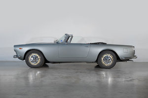 1961 Lancia Flaminia GT Convertible by Touring
