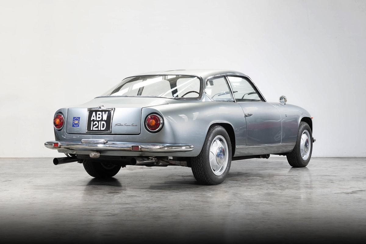 1965 Lancia Flaminia Super Sport Zagato For Sale (picture 3 of 6)