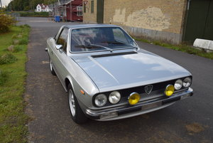 Lancia Beta Spyder Zagato 1976 LHD For Sale