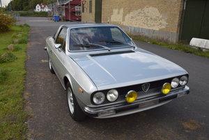 1976 Lancia Beta Spyder Zagato  LHD