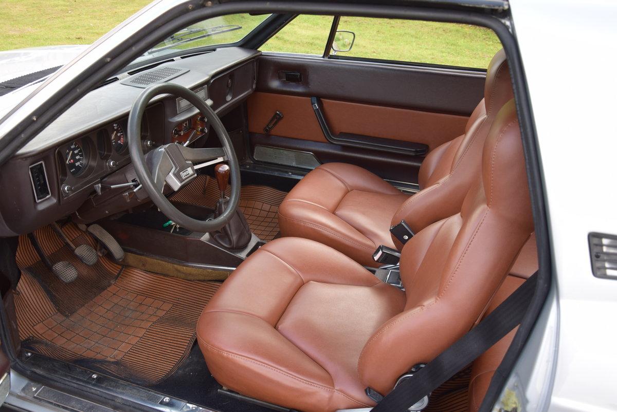 Lancia Beta Spyder Zagato 1976 LHD For Sale (picture 5 of 6)