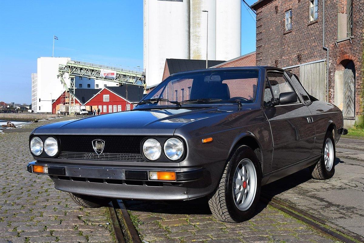 1980 Lancia Beta Spyder Zagato 1981 LHD For Sale (picture 1 of 6)