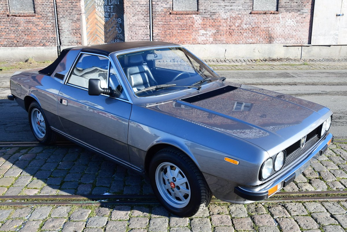 1980 Lancia Beta Spyder Zagato 1981 LHD For Sale (picture 3 of 6)