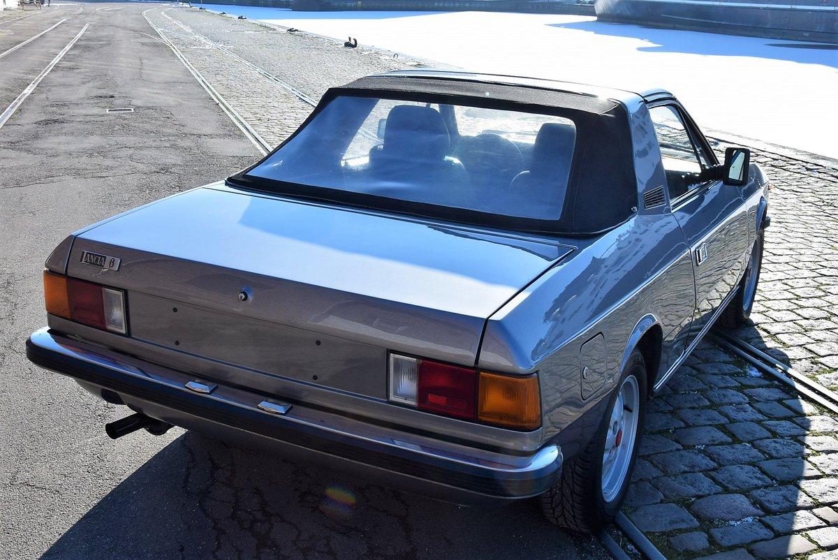 1980 Lancia Beta Spyder Zagato 1981 LHD For Sale (picture 4 of 6)
