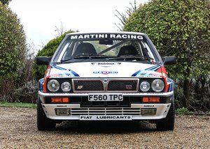 1989 Lancia Delta HF Integrale (16v) SOLD by Auction