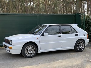 1992 Lancia Delta Integrale EVO For Sale