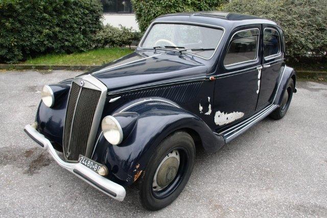 1949 LANCIA APRILIA 1500 S2 SOLD (picture 1 of 6)
