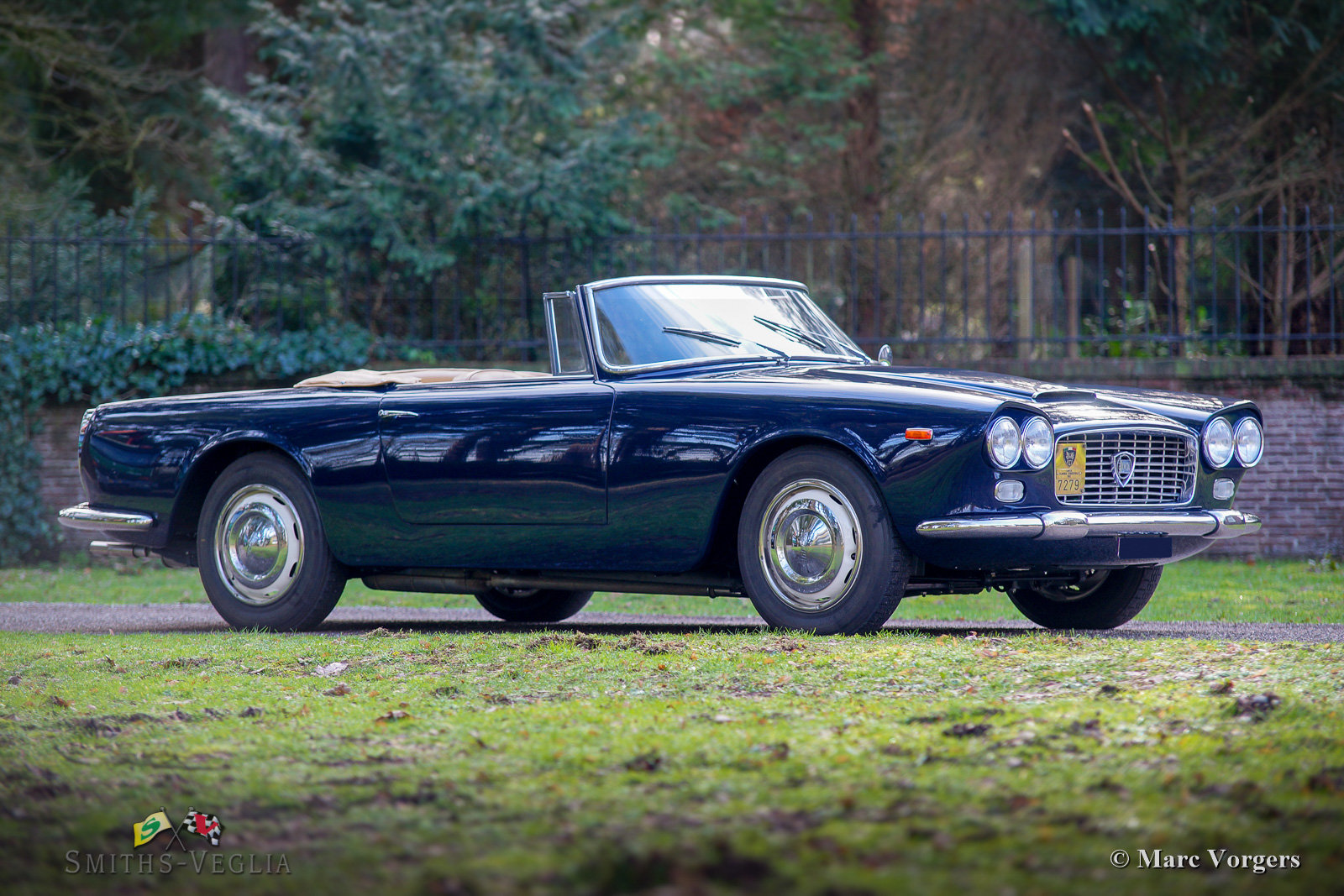 1962 Beautiful restored Lancia Flaminia 2.5  3C Convertible For Sale (picture 1 of 6)