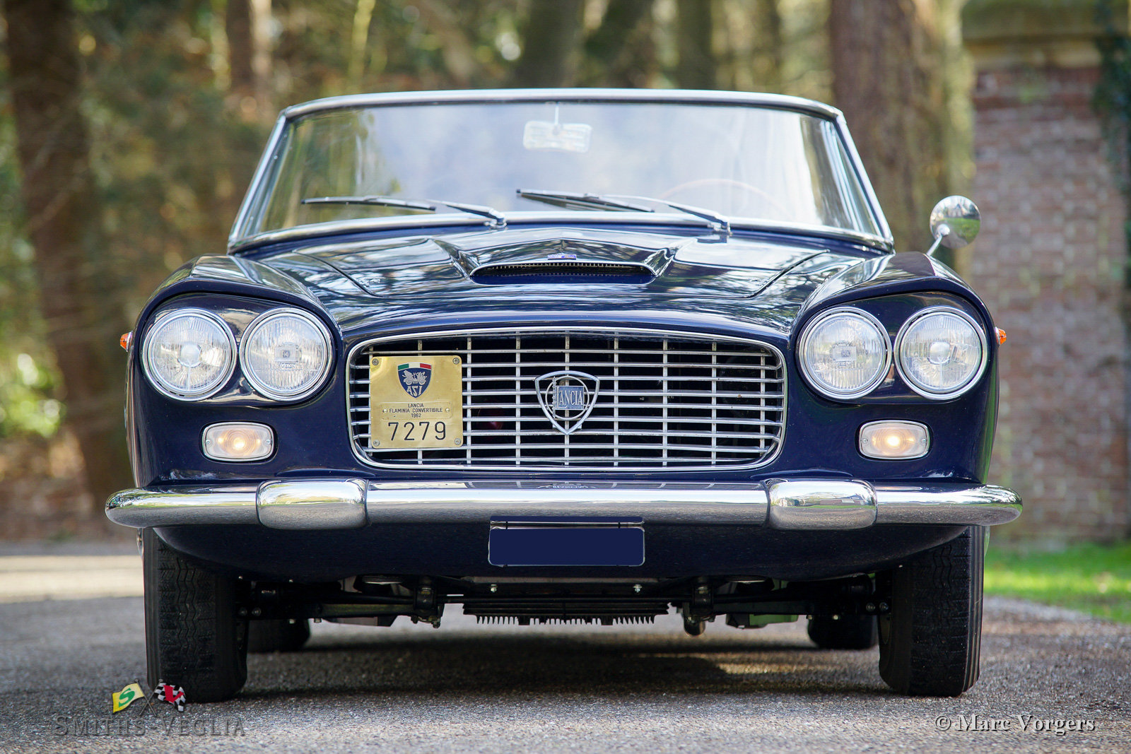 1962 Beautiful restored Lancia Flaminia 2.5  3C Convertible For Sale (picture 2 of 6)