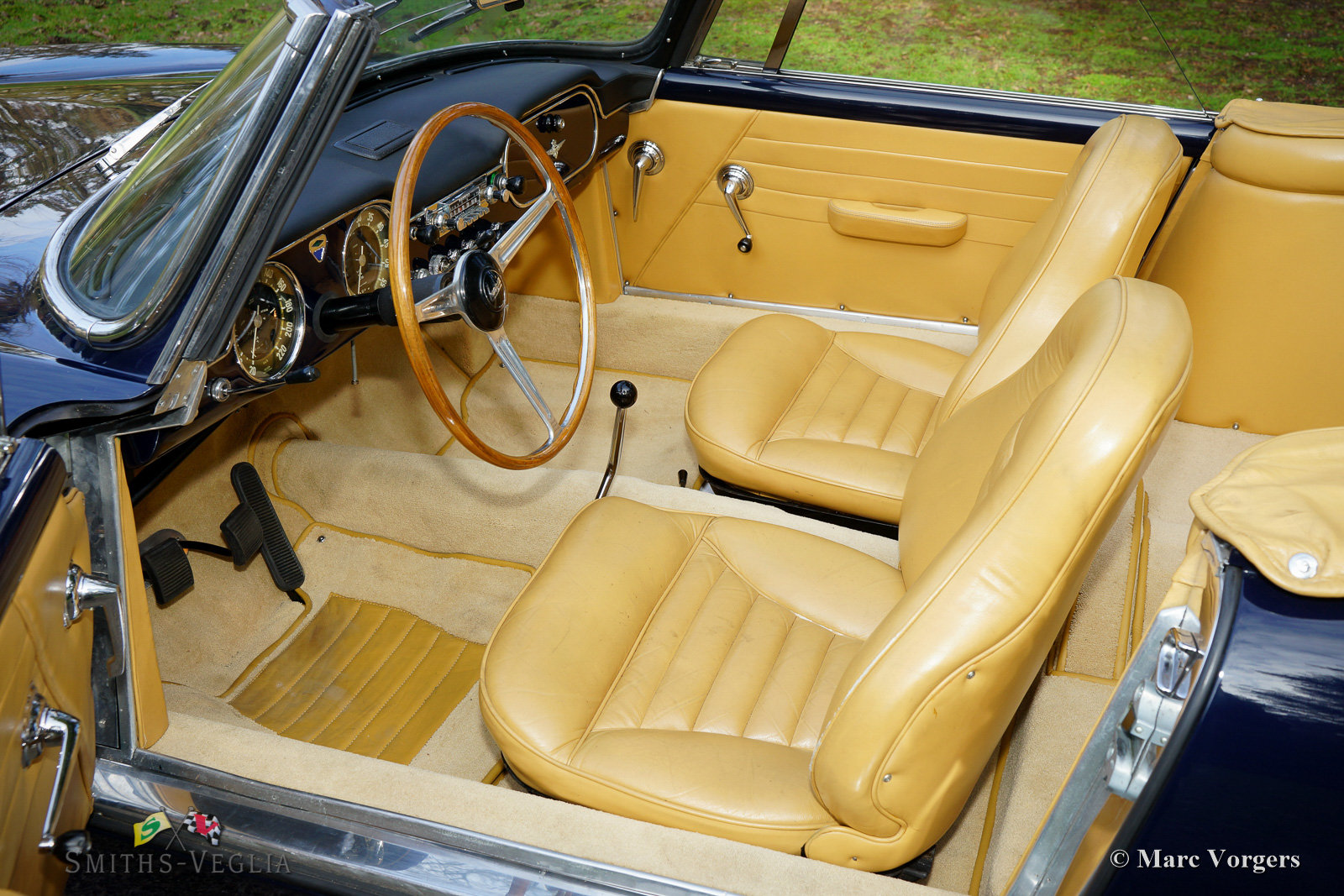 1962 Beautiful restored Lancia Flaminia 2.5  3C Convertible For Sale (picture 3 of 6)