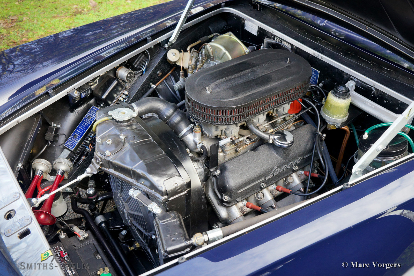1962 Beautiful restored Lancia Flaminia 2.5  3C Convertible For Sale (picture 4 of 6)