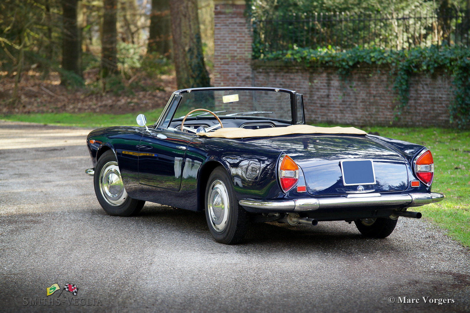 1962 Beautiful restored Lancia Flaminia 2.5  3C Convertible For Sale (picture 5 of 6)