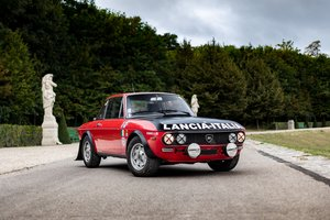 1974 - Lancia Fulvia 1600 HF  SOLD by Auction