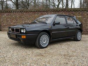 1992 Lancia Delta 2.0 16v HF Integrale Evoluzione AWD top origina For Sale