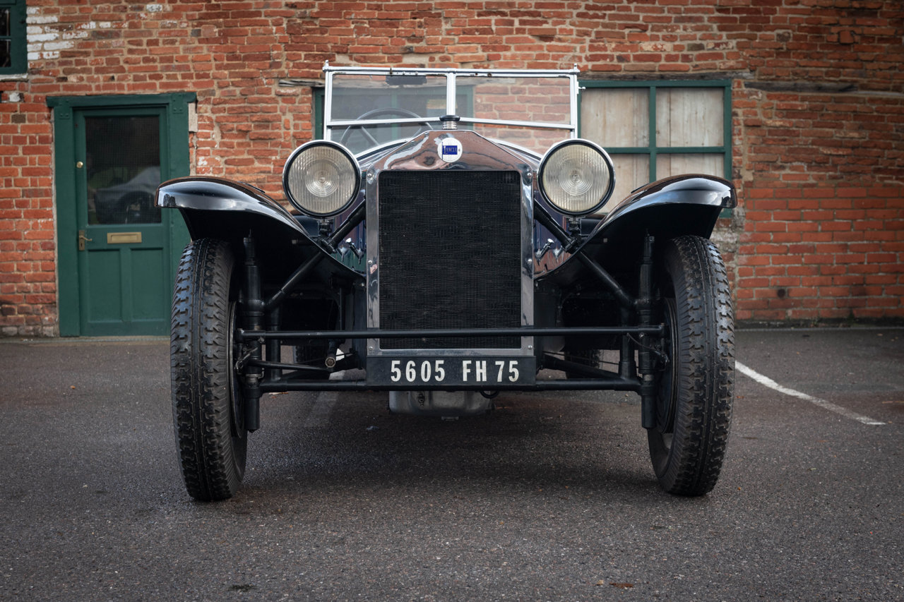 1929 LANCIA LAMBDA 8TH SERIES TORPEDO TOURER For Sale (picture 2 of 6)