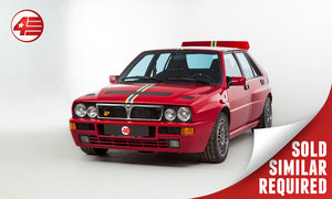 1995 Lancia Delta HF Integrale Final Edition /// 15k Miles SOLD
