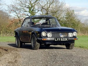 1972 Lancia Fulvia 1.6 HF Lusso For Sale by Auction