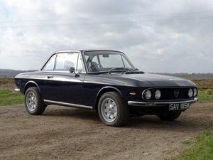 1974 Lancia Fulvia Coupe 1.3S For Sale by Auction