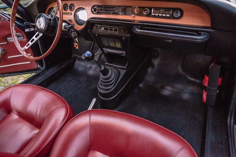 1971 Lancia Fulvia Sport Zagato 1.3 S Serie II For Sale (picture 5 of 6)