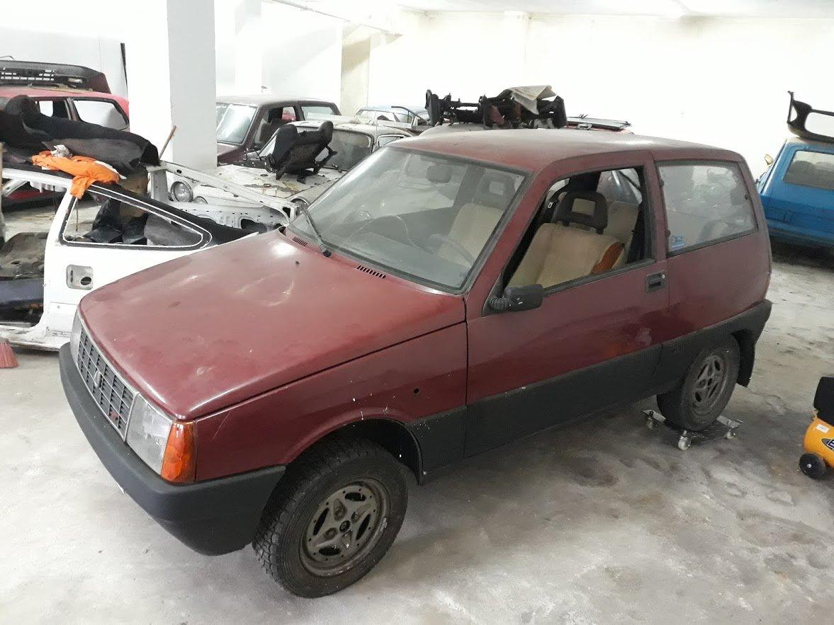 1988 Lancia Y10 4x4 For Sale (picture 2 of 6)