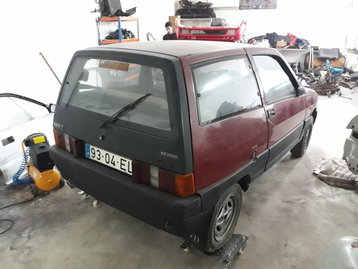 1988 Lancia Y10 4x4 For Sale (picture 3 of 6)