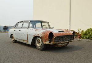 1958 Lancia Flaminia Berline = Project No Engine $3.5k For Sale