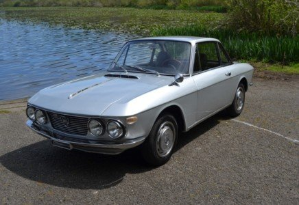 1969 Lancia Fulvia Rallye 1.3S = Clean Silver Driver $27.9k For Sale (picture 1 of 6)