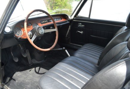 1969 Lancia Fulvia Rallye 1.3S = Clean Silver Driver $27.9k For Sale (picture 4 of 6)