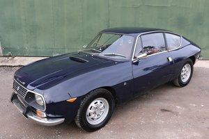 1972 LANCIA FULVIA SPORT ZAGATO 1600 RHD SOLD