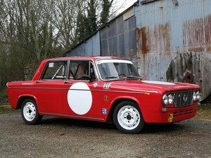 1966 Lancia Fulvia Berlina 2c FIA Historic 2018 Champion For Sale