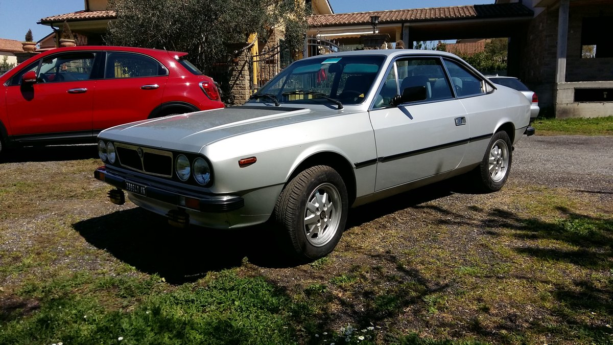 1981 Lancia Beta Coupè 1300 For Sale (picture 3 of 6)